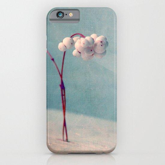 snowberries II iPhone & iPod Case