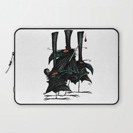 Murder of Crows Laptop Sleeve