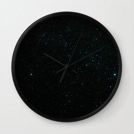 Night at the southern skies V Wall Clock
