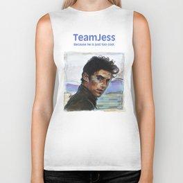 Team Jess Biker Tank