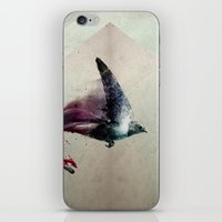sparrow iPhone & iPod Skins featuring SPARROW by Tales of Beautiful Sadness
