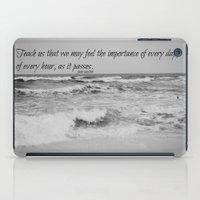 jane austen iPad Cases featuring Jane Austen Every Day by KimberosePhotography