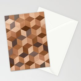 >>HUMANS>> No color is better than another. Stationery Cards