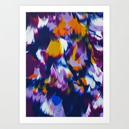 Melts Art Print