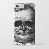 demon iPhone & iPod Cases featuring Demon by DIVIDUS DESIGN STUDIO