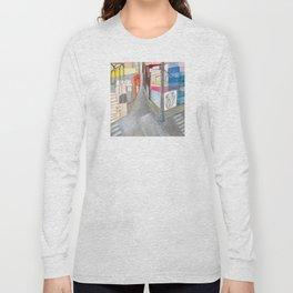 Nisja: tokyo 1 Long Sleeve T-shirt