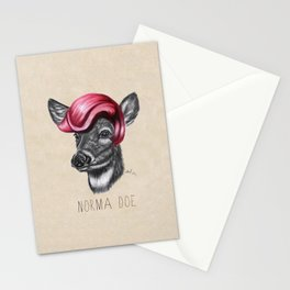 Norma Doe Stationery Cards