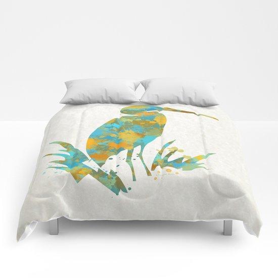 Stork Comforters