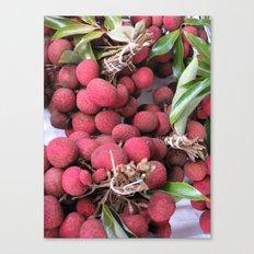 lychee Canvas Print