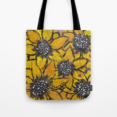 Sun-smiles Tote Bag