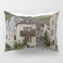 That Village in the French Countryside Pillow Sham