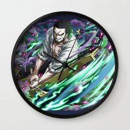 Dracule Mihawk - One piece Wall Clock