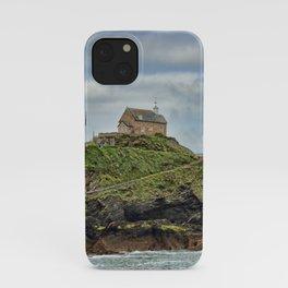 Ilfracombe St. Nicholas's Chapel iPhone Case