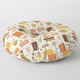 Cozy Reading Time Floor Pillow