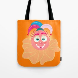 Lolo AlfsToys head Tote Bag