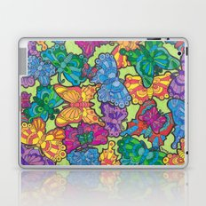 Butterfly Conservatory  Laptop & iPad Skin
