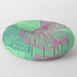 Slinky Floor Pillow