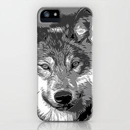 Wolf20151104 iPhone Case