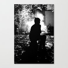 What Gets Lost In The Dark Canvas Print