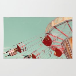 Fun Of The Fairground Rug