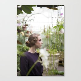 Julia in Great Expectations Canvas Print
