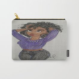 Stylin' the 'Fro  Carry-All Pouch