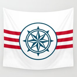 Compass Wall Tapestry