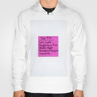 kurt vonnegut Hoodies featuring TOP FIVE Kurt Vonnegut Novels by Jeremiah Wilson