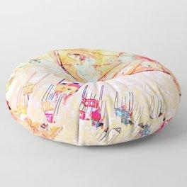 Joy Ride... Floor Pillow