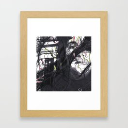 Soul portrait II Framed Art Print