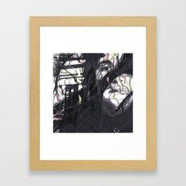 Soul portrait II Framed Art Print