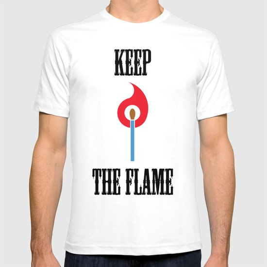 Keep the Flame T-shirt