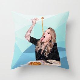 Kate Mckinnon Throw Pillow