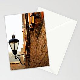 Lamp on het Binnenhof Stationery Cards