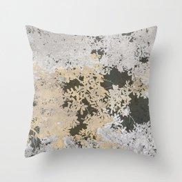 Fool's Gold Throw Pillow