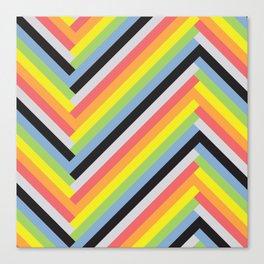 BP 36 Stripes Canvas Print