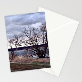 Dramatic River Sound Stationery Cards