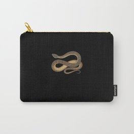 Reptile biodiversity (Spotted Snake) Carry-All Pouch