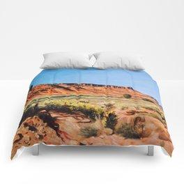 Onion Creek Morning Comforters