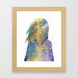 Wild Fox Framed Art Print