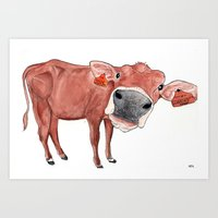 Maggie's Farm Art Print