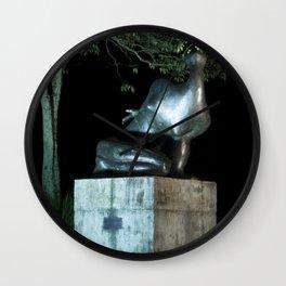 MUBE - Brazilian Sculpture Museum Wall Clock