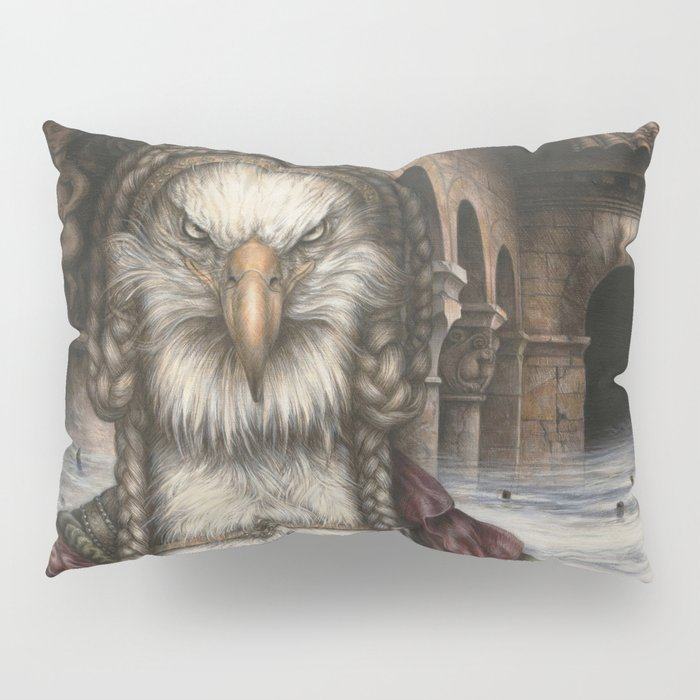 Great Spirit Rising Pillow Sham