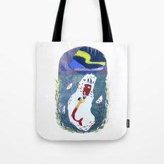 The Little Merman Tote Bag