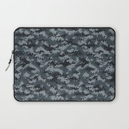 Camouflage Pattern | Camo Stealth Hide Military Laptop Sleeve