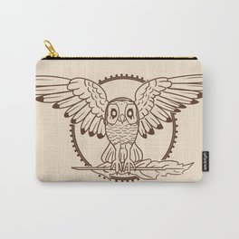 Mystical Owl Carry-All Pouch