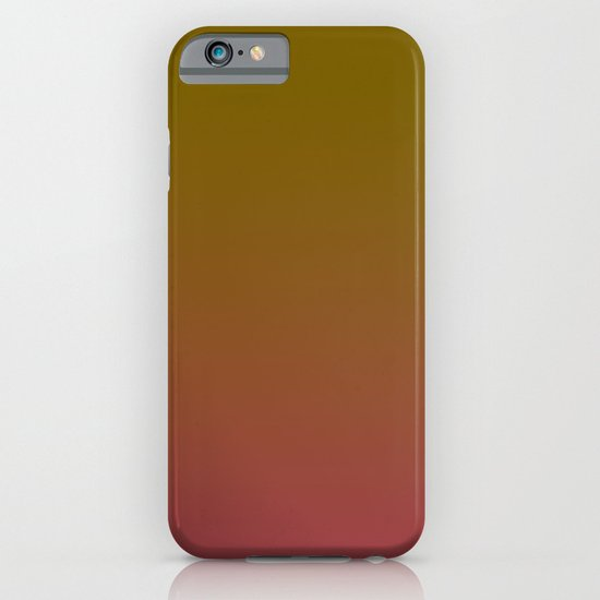 Ombre - Sky iPhone & iPod Case