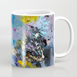 Strangers in space Coffee Mug