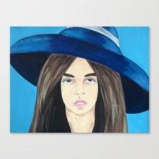 Woman 2 Canvas Print