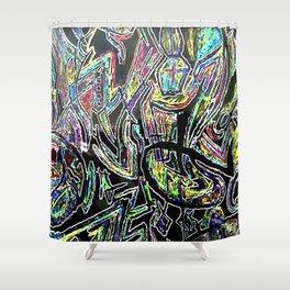 intrinsic Shower Curtain